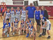 Beaumont: girls in basketball uniforms